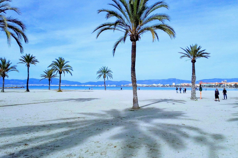 Arenal beach. Balneario 0.