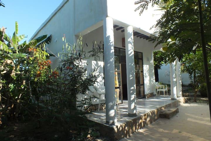 Maguzoni (house at Mwambani Villas)