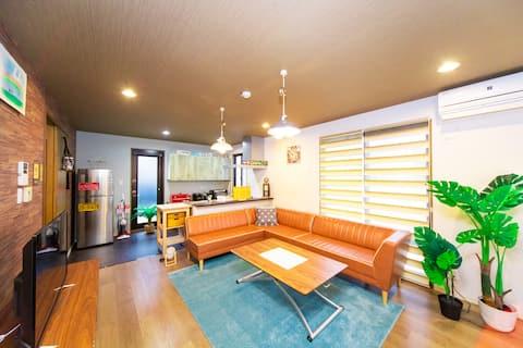 2 Free parking Awaji West Coast style Luxury Villa