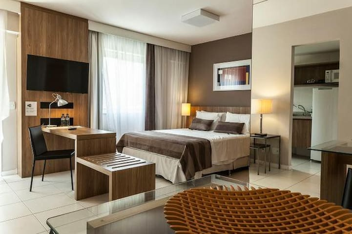 Apto suite Rio Stay - Rio Centro