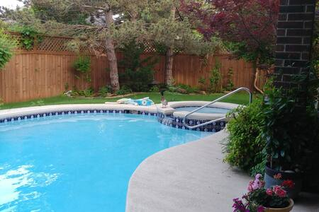 Warrwick Pool and Spa /Heated pool open all year