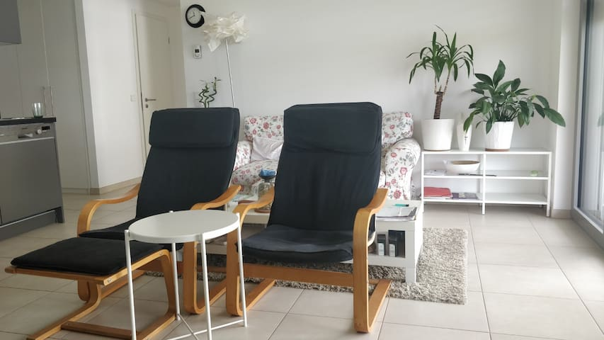Private room in 2 bedroom apartment