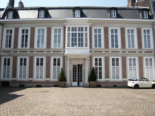 80m2 - Vieux Lille + parking - Lille - Apartament