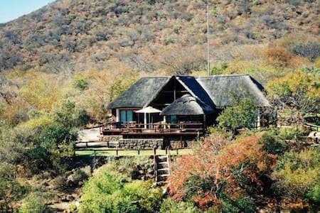 Dakar Luxury Getaway in Waterberg - Lephalale