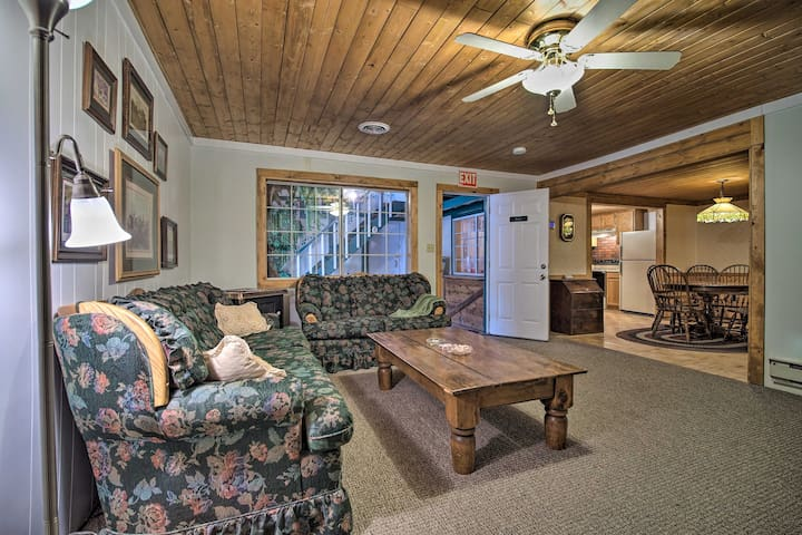 NEW! Pioche Apartment on Main Street, Near Hiking!