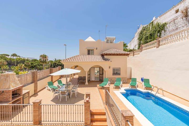 Villa Oliva- Nerja -Private Pool