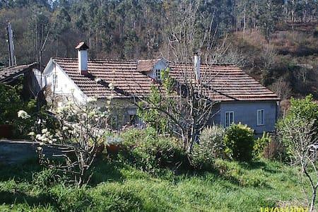 Valderrodas Ecovillage in Galicia - Pontevedra - Дом