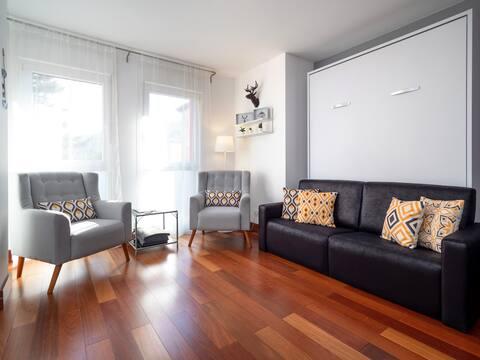 Apartment in Boltaña, near Ainsa and Ordesa