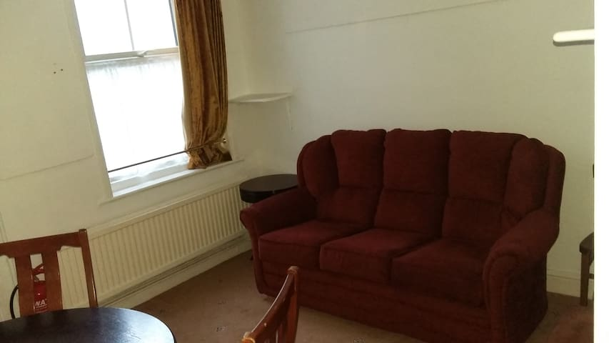 Comfortable Norwich basement Flat - Норвич - Квартира