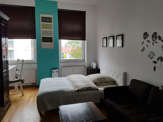 Beautiful appartment in Cologne-Ehrenfeld