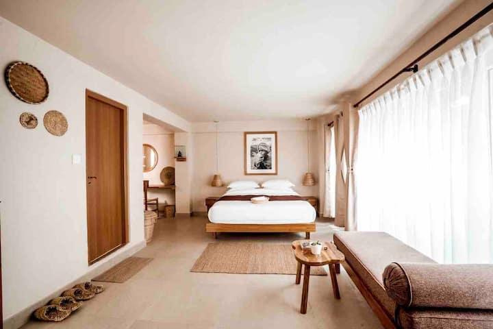 """Artelier Homes """"Maison Noir et Blanc 2"""" 300 sq. ft"""