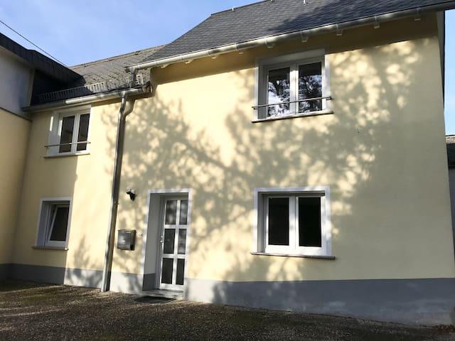 Ferienhaus Bäderstraße direkt am Limeskastell Pohl