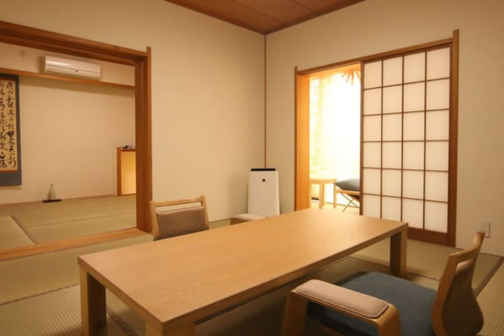 Oceanic Onsen B&B Hotel Room 102
