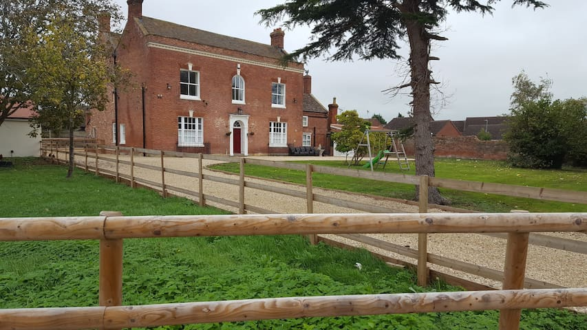 Northway Court Farmhouse  (in Tewkesbury)