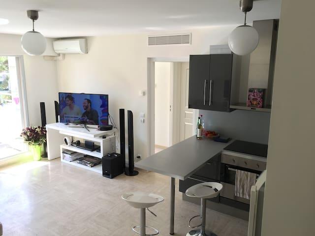 Lux new apartment on Monaco board - Monaco - Apartemen