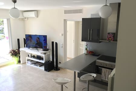 Lux new apartment on Monaco board - 摩納哥 - 公寓