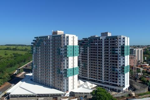 Apartamento no Olimpia Park Resort