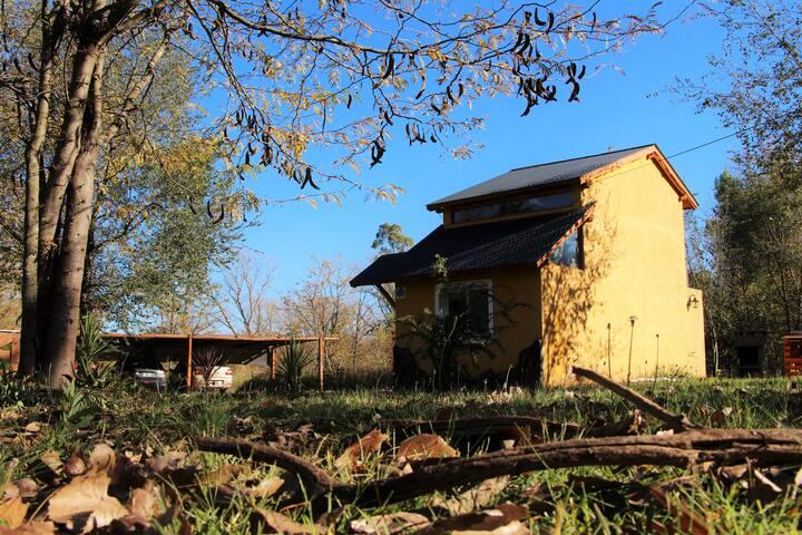 Cabaña en complejo a 8km de Villa General Belgrano