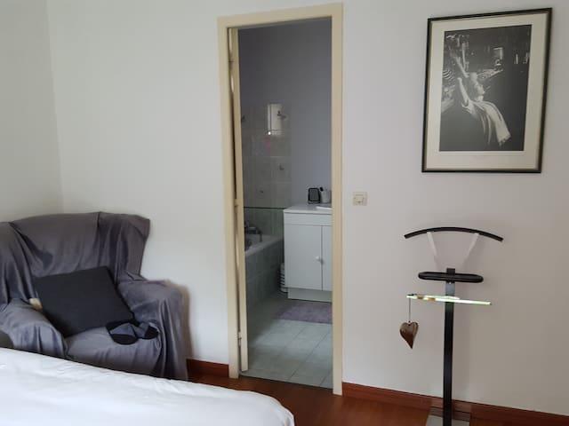 Chambre tout confort et salle de bain privé - Saint-Jean-de-la-Ruelle - Casa