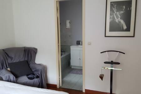 Chambre tout confort et salle de bain privé - Saint-Jean-de-la-Ruelle