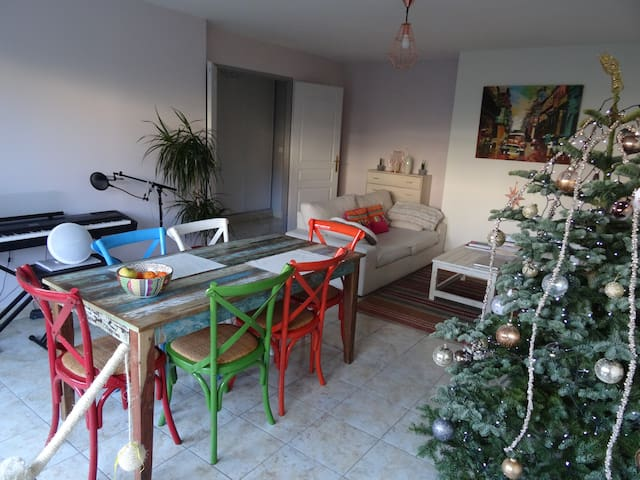 Appartement cosy proche Lille centre - Lille - Byt