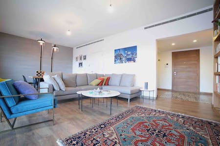 Private room in modern flat in the heart of Beirut