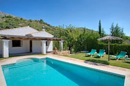 Villa Clavelina Rocabella - El Chorro