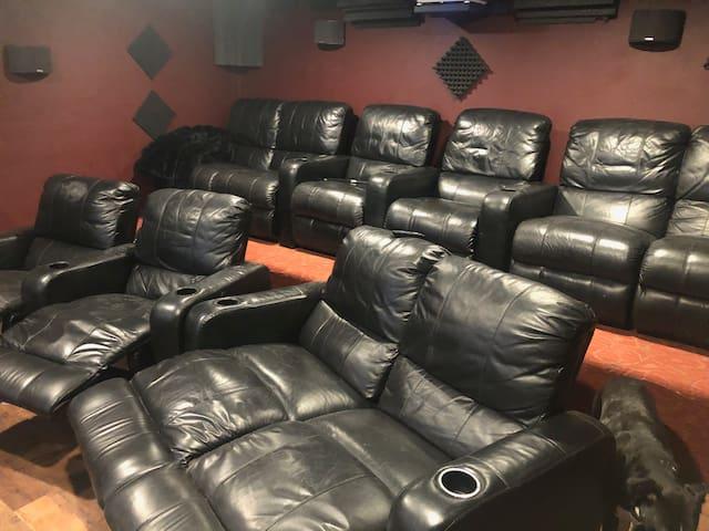 Movie Magic Private Cinema