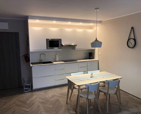Apartament BRYZA z ogródkiem