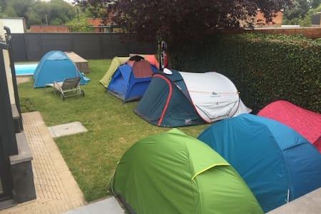 camping of tomorrowland 2021