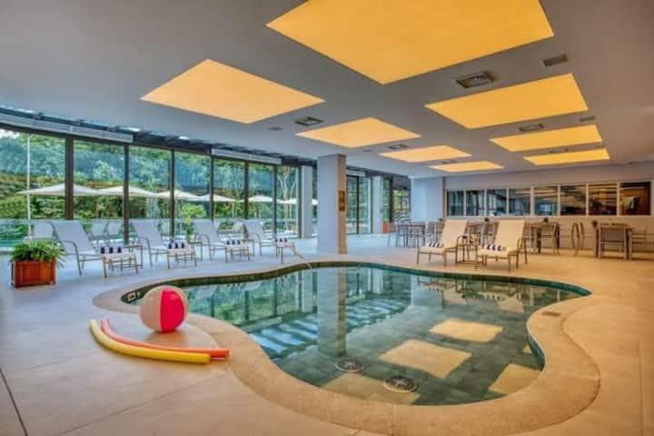 Apartamento Wyndham Gramado Termas Resort e Spa