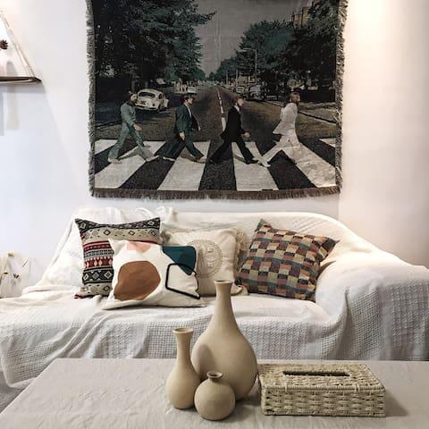 《亲爱的客栈3》無早民宿-城市里的摩洛哥(城市候机楼旁)