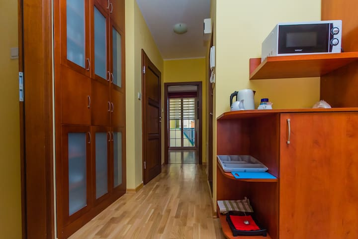 Apartament Stare Miasto I - Elbląg - Appartement