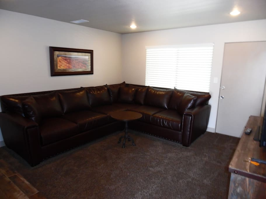 Oversized Sectional