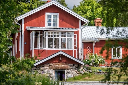 Beautiful and cosy house in Mellanfjärden