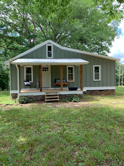 *The Love Shack* with Tin Roof near The Dan River