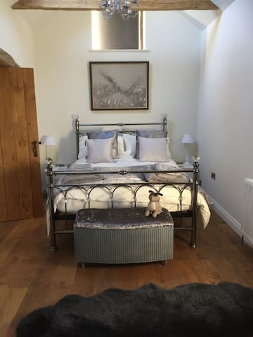 Beautiful boutique style bedroom