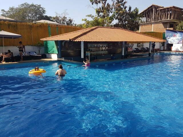 Assagao Villa North Goa Private room