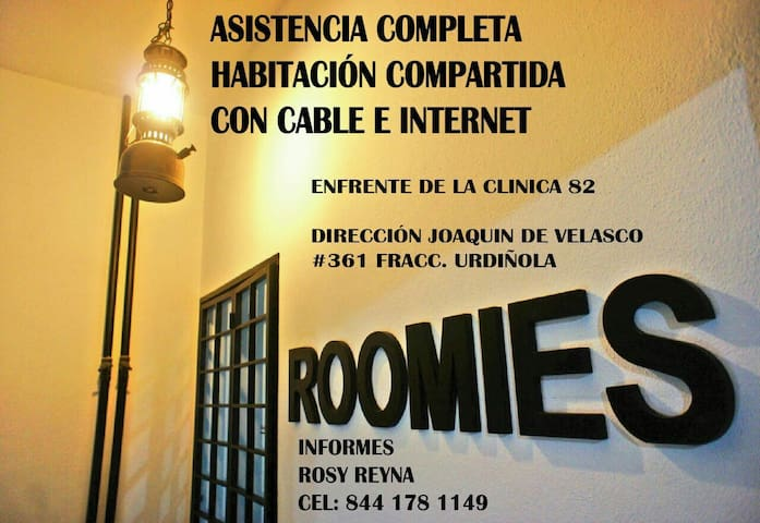 Casa de asistencia para mujeres - Saltillo, Coahuila de Zaragoza, MX - Casa
