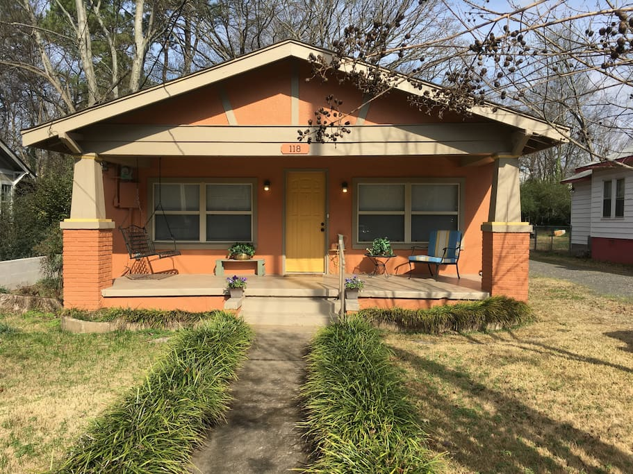 Updated Cozy Craftsman Near Oaklawn Houses For Rent In Hot Springs Arkansas United States