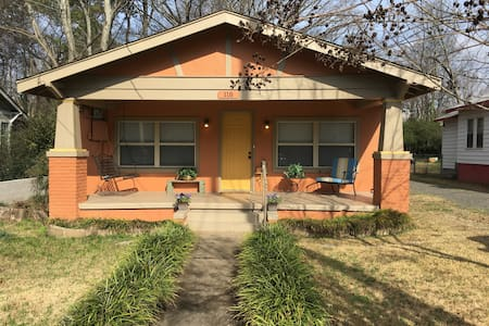 Updated cozy craftsman near Oaklawn - Hot Springs - Dom