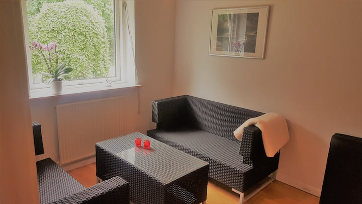 Two private rooms close to Odense C