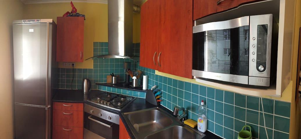 Kitchen (shared)