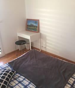 Chambre meublée chez l'habitant