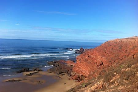 Maroc Agadir Mirleft Tiznit  beach - Tiznit - Villa