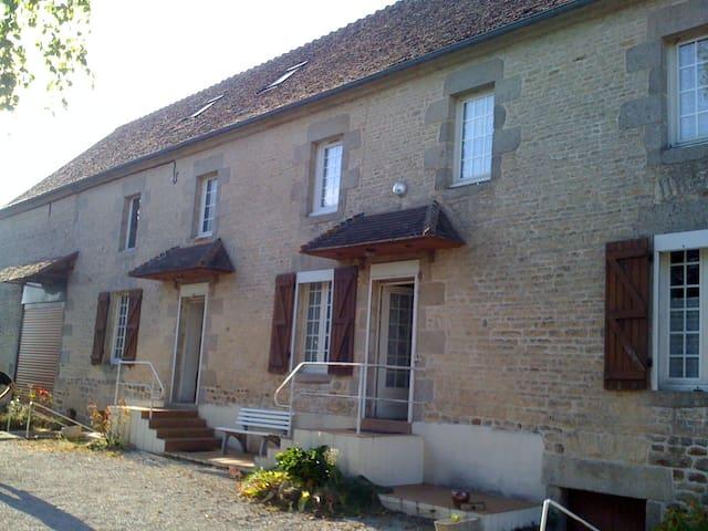 ancienne ferme de 1800 - Oisseau-le-Petit