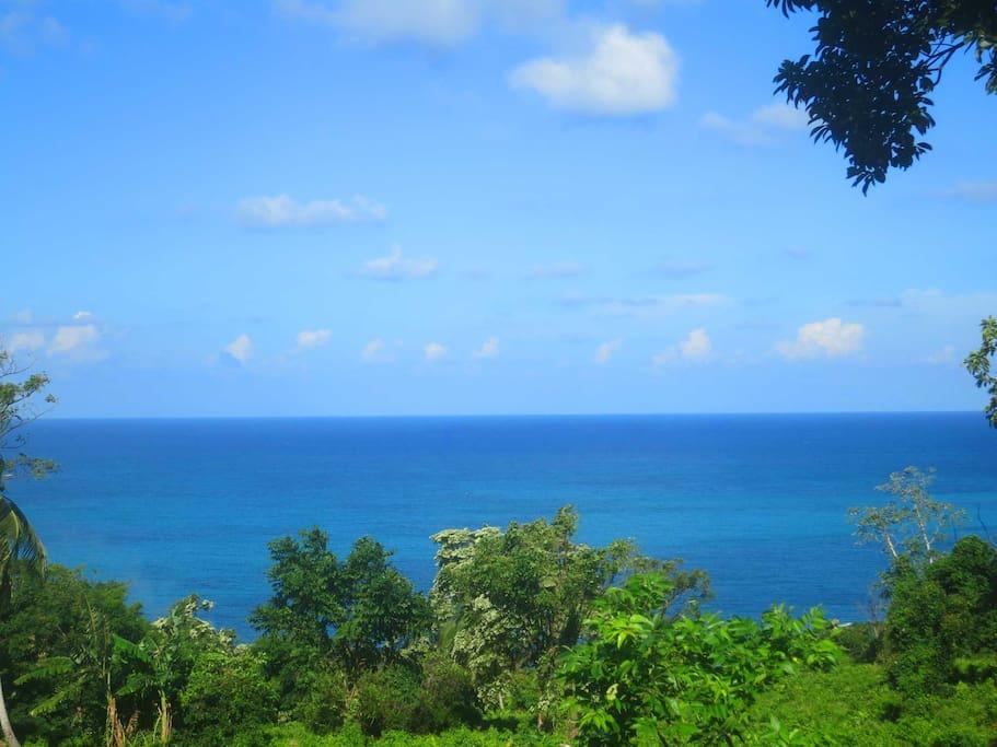 View from Sunhill Villa