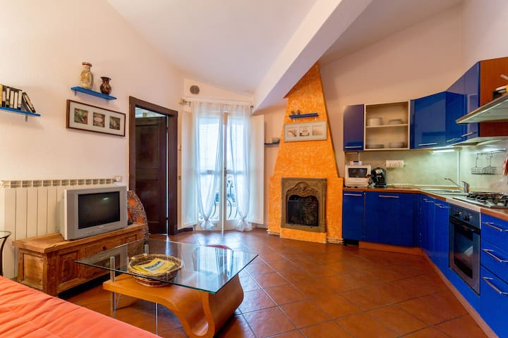 Apartment Agata in the center - San Felice del Benaco - Apartemen