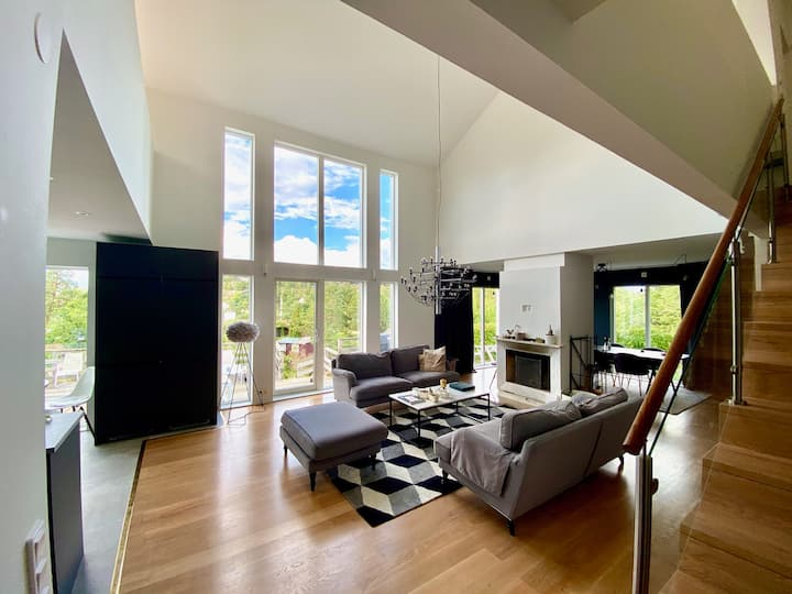 Villa in Stockholm inner archipelago