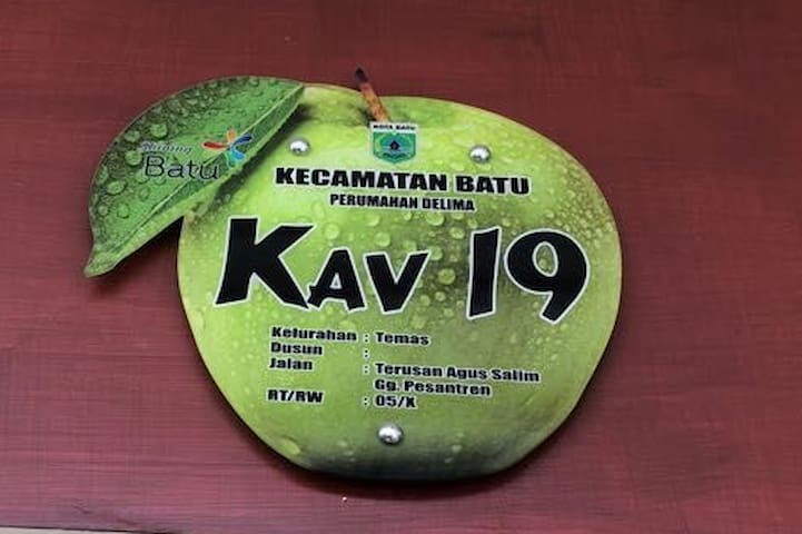 Villa olivia kav XVIIII Batu Malang